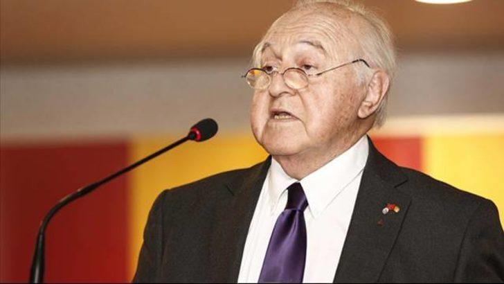 Galatasaray Başkanı'nı sinirlendiren soru