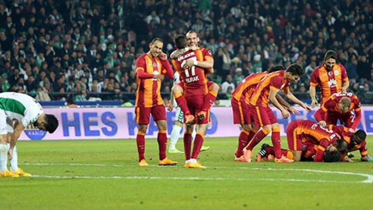 Galatasaray ilkleri yaşadı