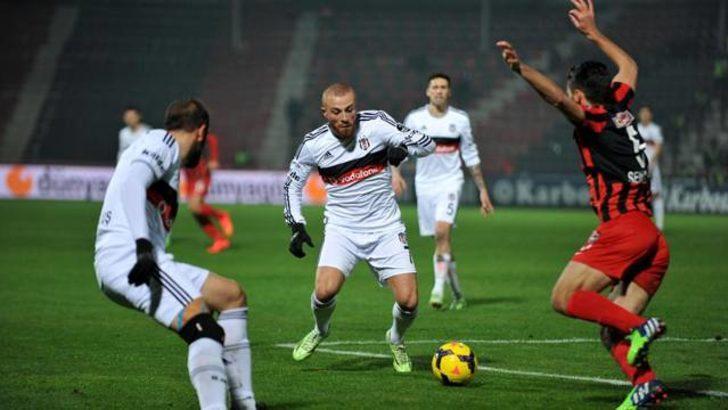 Beşiktaş maçında ortalık karıştı