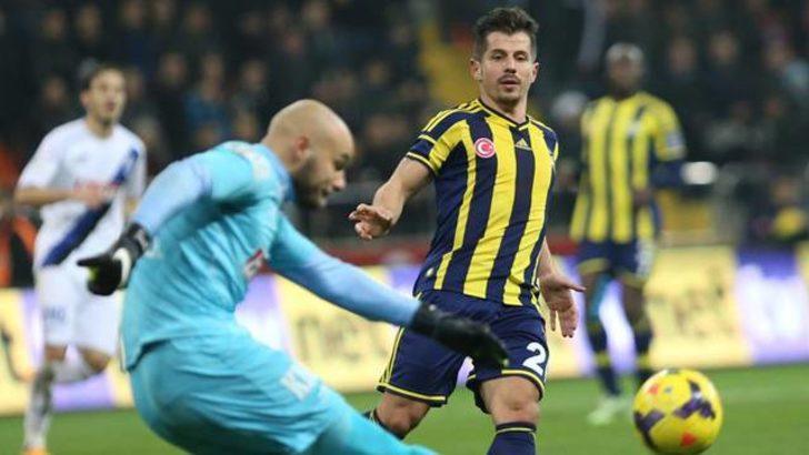 Alper, Emre Fenerbahçe zirvede