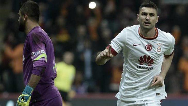 Mersin kaçtı ama Galatasaray bırakmadı