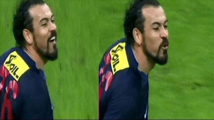 Servet Çetin Sneijder'e küfür etti