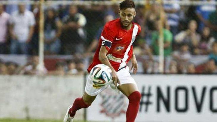 Yok artık Neymar!