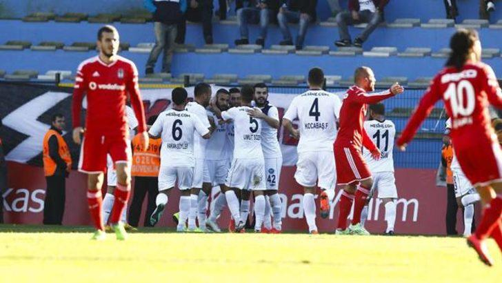 Adana, Beşiktaş'a 'Demir' attı
