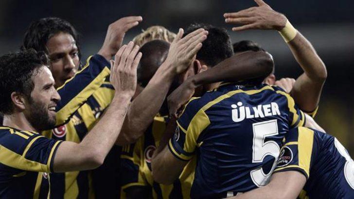 Fenerbahçe'de formül belli: 1 gol 3 puan