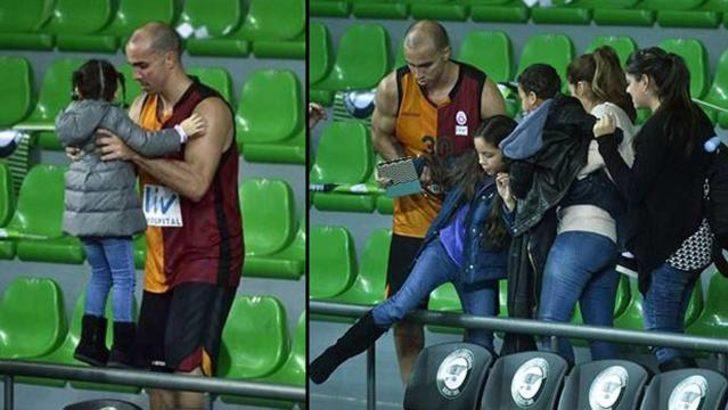 Önce Galatasaray'ı sonra ailesini kurtardı