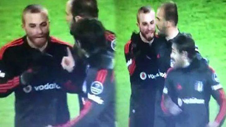Beşiktaş'ın yıldızları arasında gerilim