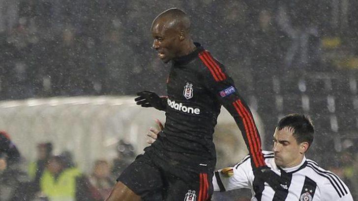 Atiba Hutchinson Galatasaray derbisinde yok!