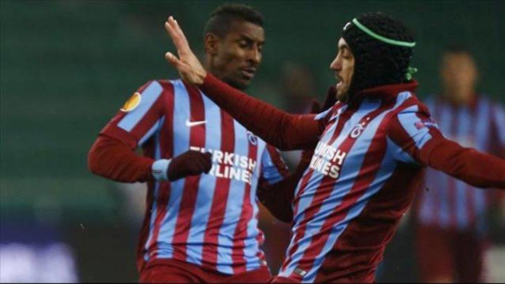Trabzonspor'da şok sakatlık