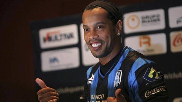 Ronaldinho'dan 168 milyon dolarlık malikane!