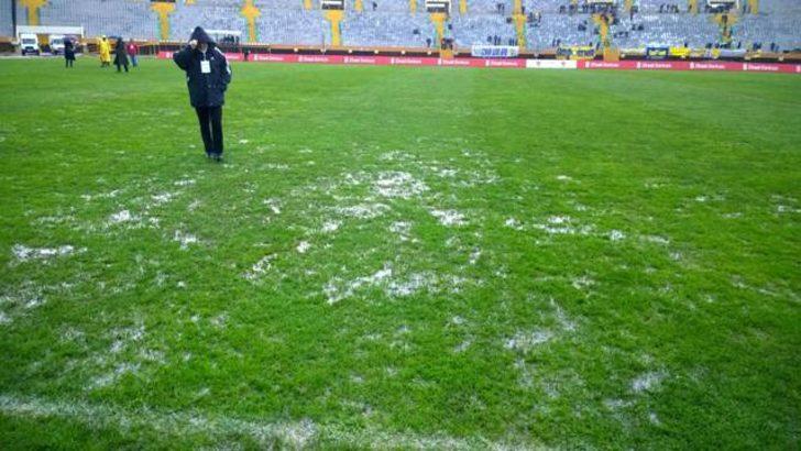 Fenerbahçe maçı erteleniyor