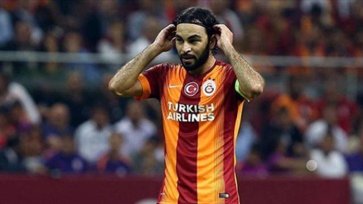 Galatasaray Selçuk İnan'ı kaybetti