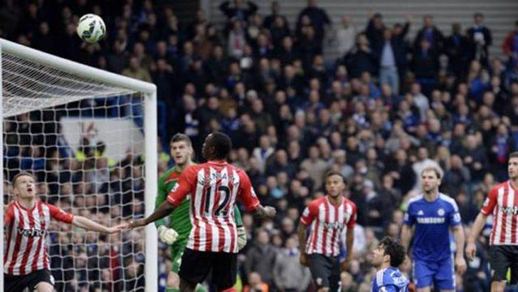Chelsea 1 - 1 Southampton