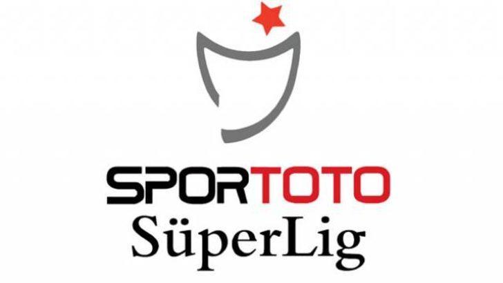 Spor Toto Süper Lig 32.hafta maç programı ve puan durumu