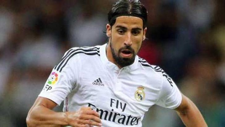 Khedira, sezon sonu Real Madrid'den ayrılacak
