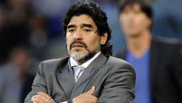 Maradona'dan olay sözler