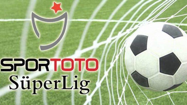 Güncel Süper Lig puan durumu ve maç sonuçları