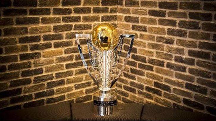 TFF, şampiyonluk kupalarını yeniledi