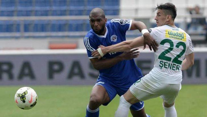 Kasımpaşa 5 - 3 Bursaspor