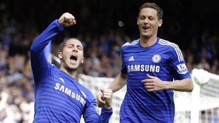 İngiltere'de şampiyon Chelsea