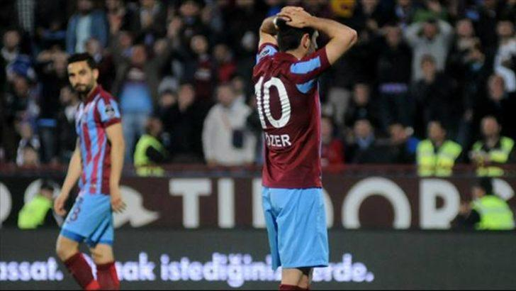 Trabzonspor'da kriz üstüne kriz