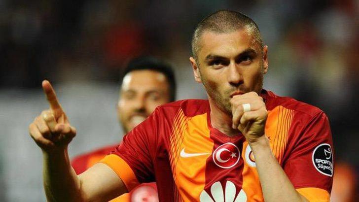 Galatasaray zirve takibini bırakmadı