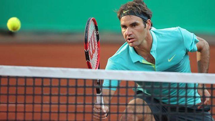 Federer, ikinci turda elendi
