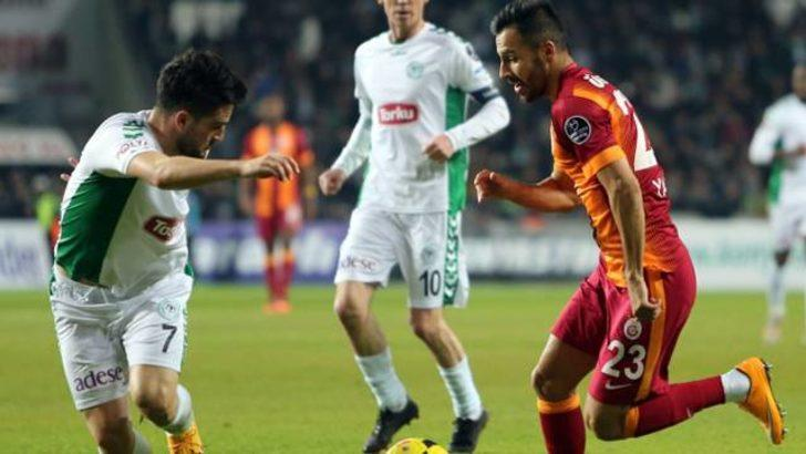 Galatasaray-Konyaspor (CANLI)