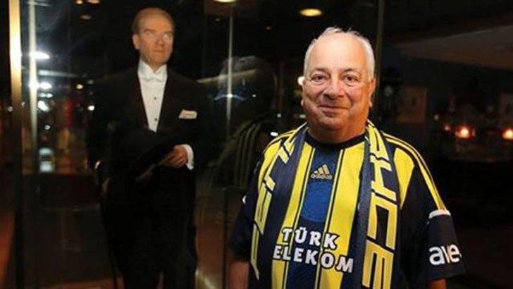 Zeki Alasya hasta Fenerbahçeli'ydi