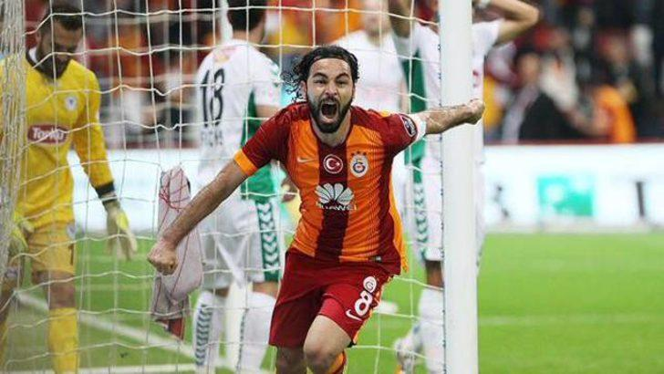 Galatasaray'ı Kaptan sırtladı