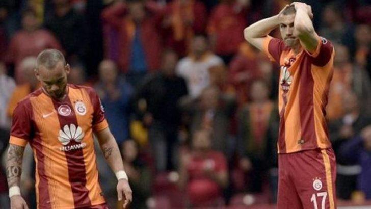Galatasaray kazanmasına rağmen vasatı aşamadı