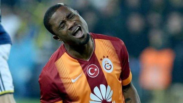 Galatasaray'a Chedjou şoku!