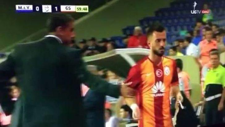 Emre Çolak'tan Hamzaoğlu'na tepki