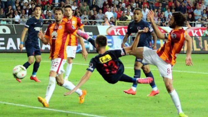 Galatasaray tam 8 sezon sonra...