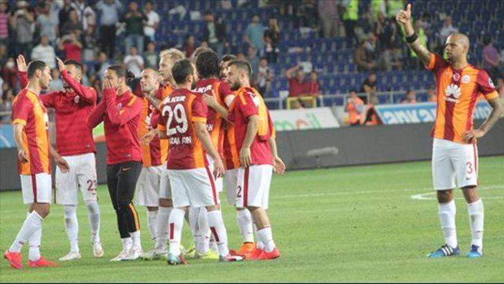 Galatasaray'da genç yıldız kadro dışı