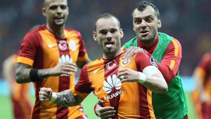 Galatasaray adım adım şampiyonluğa
