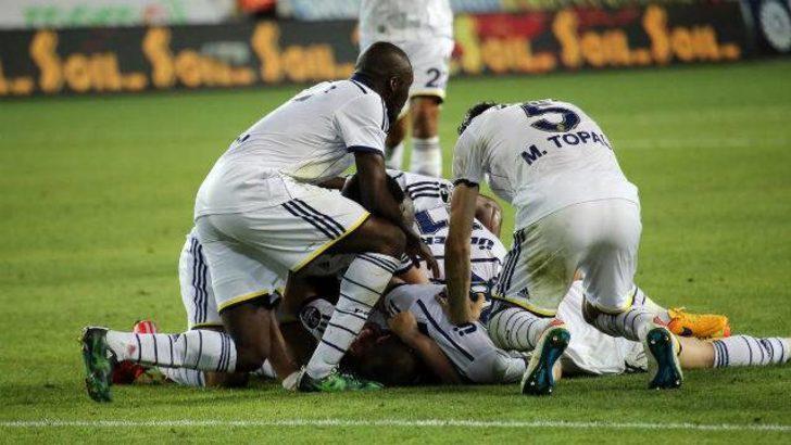Yine son dakika, yine Fenerbahçe