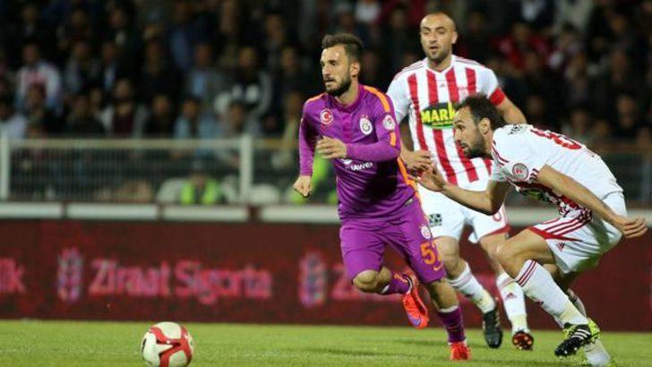 Galatasaray Kupa'da finale adını yazdırdı