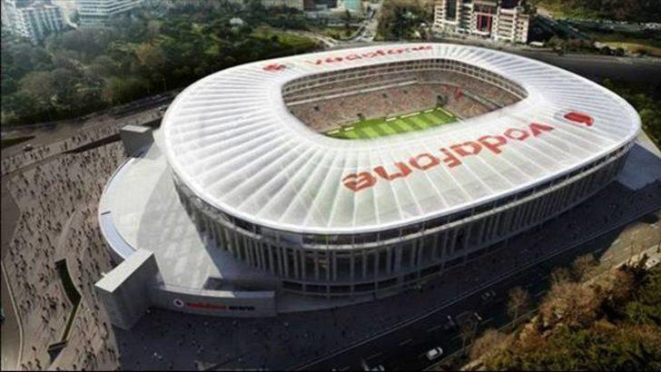 Vodafone Arena kombine fiyatları açıklandı