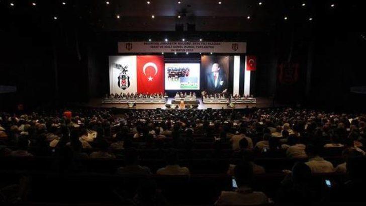 Beşiktaş kongresinde hayatını kaybetti
