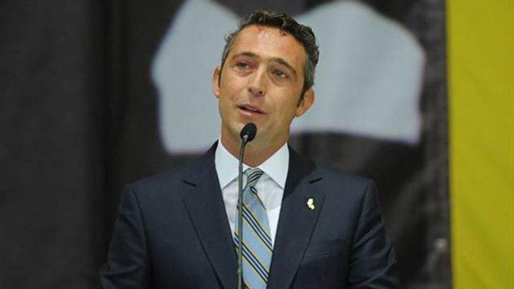 Ali Koç: 'Başkan adayı olacağım...'