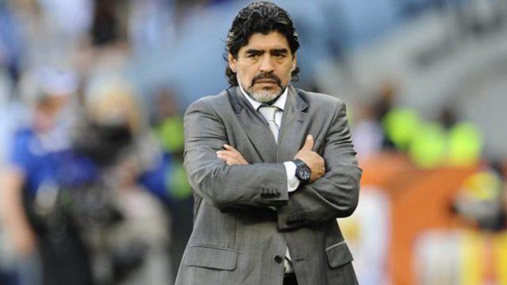 Maradona, FIFA'dan görev bekliyor