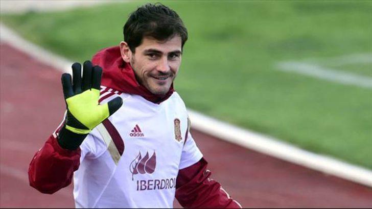 Iker Casillas Porto'da