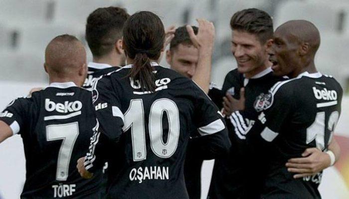 Beşiktaş, Barcelona'yı solladı