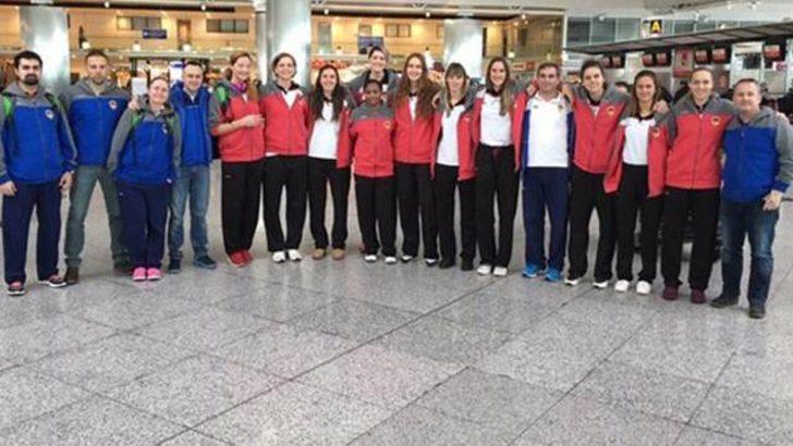 Türk takımına Rus eziyeti