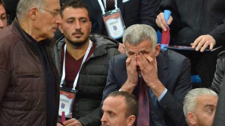 İbrahim Hacıosmanoğlu'nun gözyaşları!