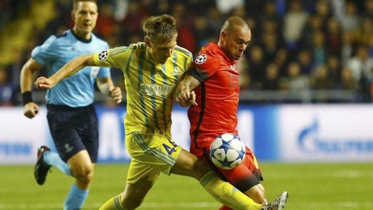 Galatasaray - Astana (CANLI)
