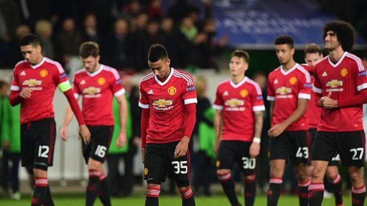 Tarihi hezimet! Manchester United elendi