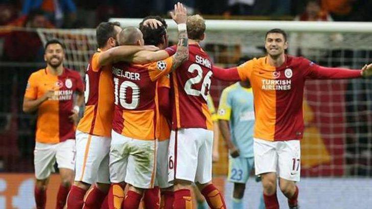 Galatasaray 14 milyon Euro'yu cebine koydu