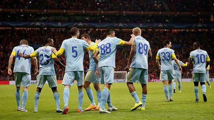 Galatasaray'ın yediği gol tarihe geçti